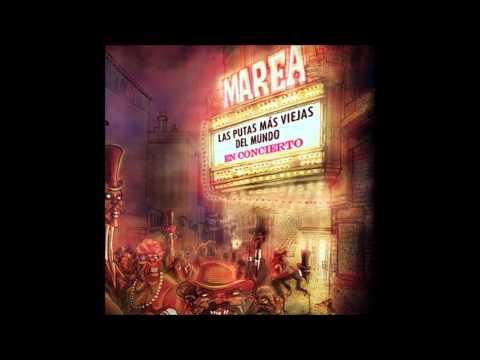 Marea Las Putas mas viejas del Mundo CD 2 Disco Completo Full Album HQ