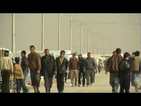 Syria's refugee crisis - report from Jordan
