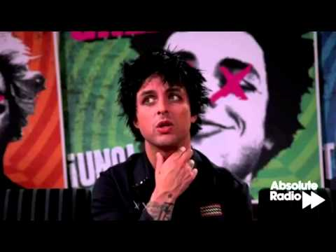 Billie Joe Armstrong Absolute Radio Interview 2012