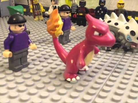 Lego Batman & Lego Pokemon: When Batman Met Pokemon