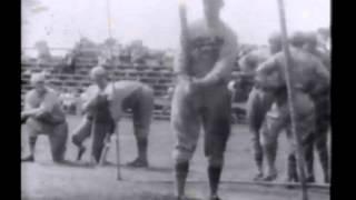 Rogers Hornsby, Frankie Frisch, Joe Medwick Highlight Video