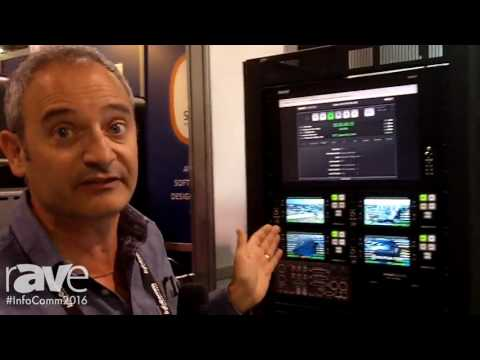 InfoComm 2016: Sound Devices Displays PIX 270i Recording Device