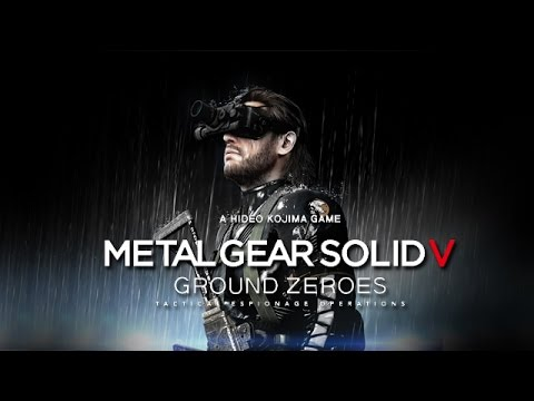 Metal Gear Solid V: Ground Zeroes - PC Gameplay - Max Settings
