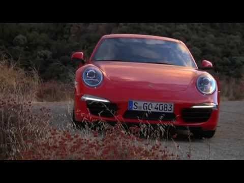 Porsche 911 Carrera S MY2012 Red Automobilismo HD