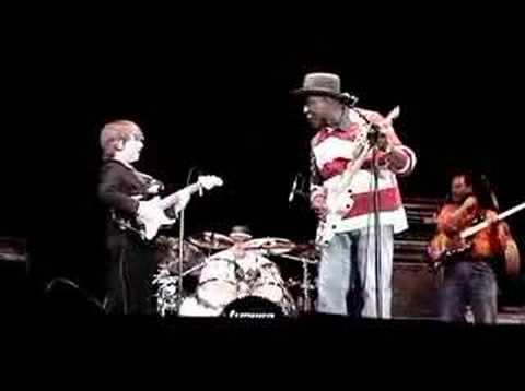 8 year old guitar whiz Quinn Sullivan and Buddy Guy Music Videos