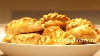Простые пирожки с мясом - Рецепт Бабушки Эммы