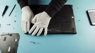 Asus Strix Gl703GE   Service Upgrade & Laptop Teardown Manual (How to)