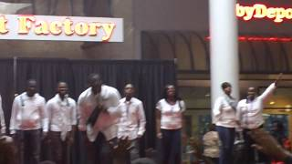 """It's Working""(Grace & Favor) William Murphy & Contagious at Greenbriar Mall"