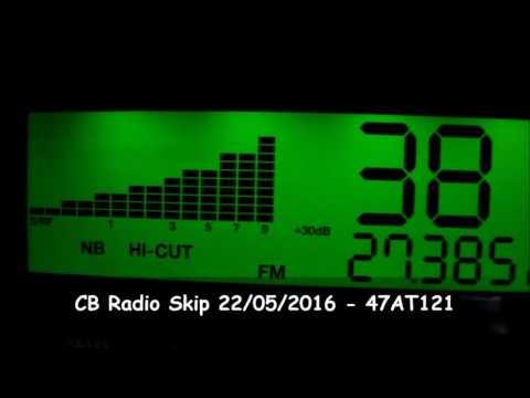 CB Radio Skip 22/05/2016 - 47AT121 (President Grant 2)