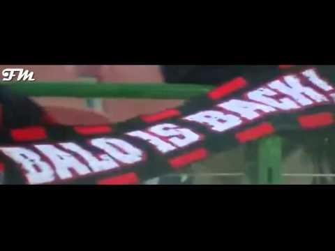 Mario Balotelli return vs Fiorentina 17/1/2016