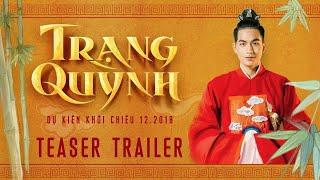 Phim Hài Tết 2019|Trạng Quỳnh[trailer]Khởi chiếu Mùng 1 tết