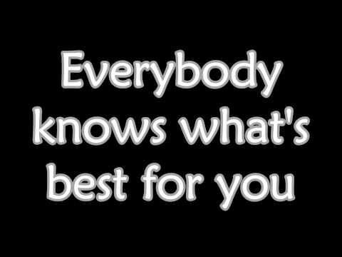 Bad Religion - Best For You (Lyrics)