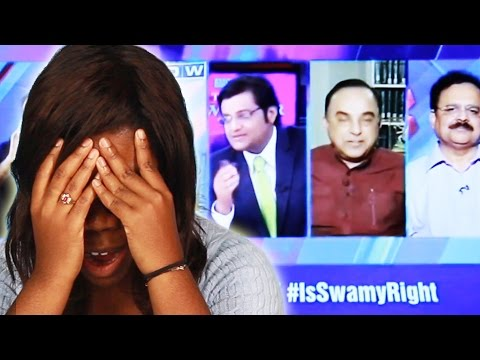 Americans Watch India's Times Now For The First Time