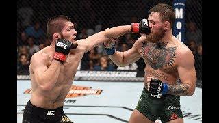 Khabib Nurmagomedov ruthlessly SUBMITED Conor McGregor (UFC 229) Fight Highlights