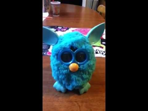 Dead. broken 2012 New Furby - re-set. repair. fix