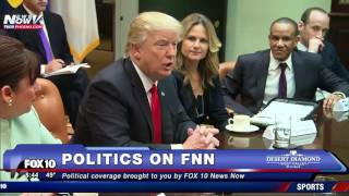 FNN 1/25 LIVESTREAM: Donald Trump Updates; Breaking News; Politics