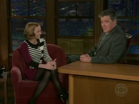 Christina Ricci on Craig Ferguson 2008.03.04