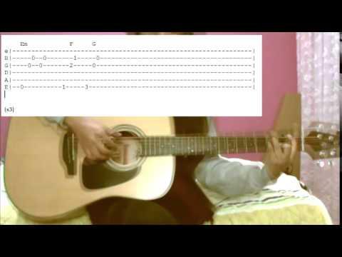More Than This - One Direction (tutorial De Guitarra En Español) video