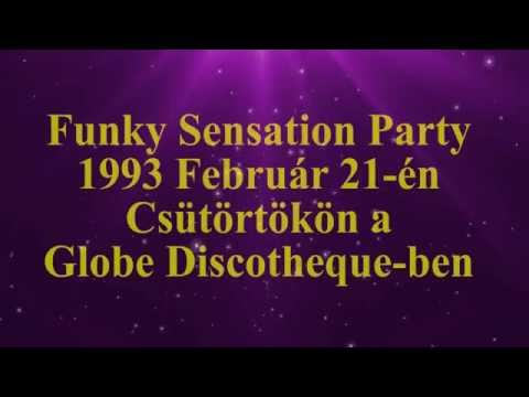 Funky Sensation Party GLOBE DISCOTHEQUE-GRANDMASTER FLASH and KURTIS BLOW