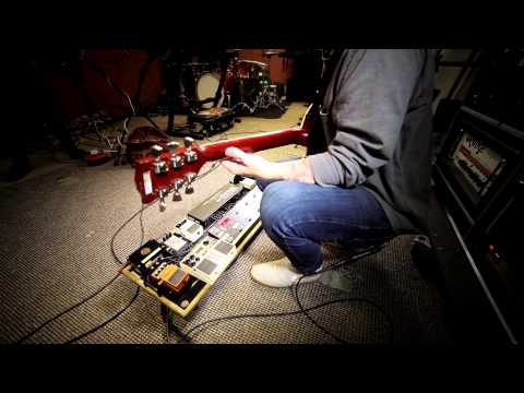 Lee Malia - Bring Me The Horizon pedal overview with Boss