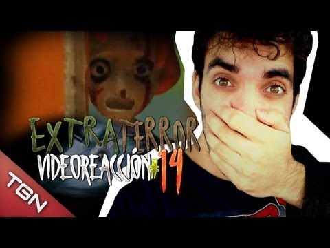 Extra Terror Video reacción 14# CHAINSAW MAID