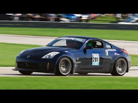 Track-Modified 2007 Nissan 350Z - (Gridlife, Track) One Take