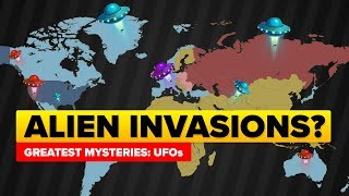 Were These Historic Moments Actually Secret Alien Invasions? (Greatest Mysteries: UFO)