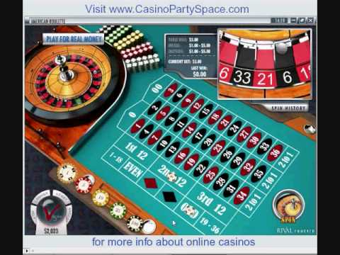 Roulette Video Tutorial - Online Casino  Casino Party Space