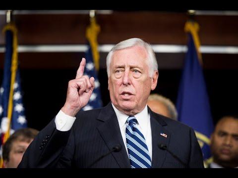 Hoyer Calls McCarthy a 'Coward' on House Floor