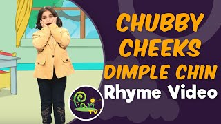 Chubby Cheeks Rhymes for Kids | Fun Songs | Kids Learning Videos - Pari TV | 4K Video