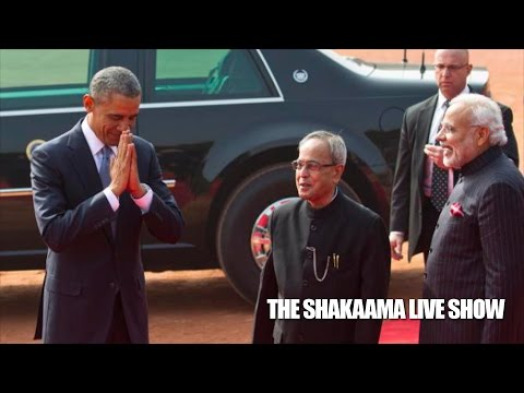 Obama Reveals Nuclear Breakthrough from India Trip