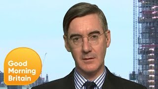 Jacob Rees-Mogg Argues No-Deal Is an Exciting Opportunity | Good Morning Britain