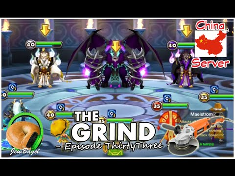 SUMMONERS WAR : The Grind -  Episode ThirtyThree (China Server)