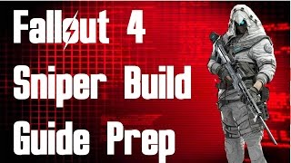 Fallout 4: Sniper Build Guide (Guns) Starting Stats