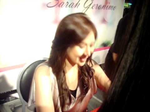 Sarah @ SM Megamall (Sunflower from AshLloyd Baldiks)