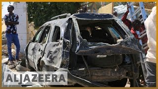 26 killed in hours-long al-Shabab hotel siege in Somalia