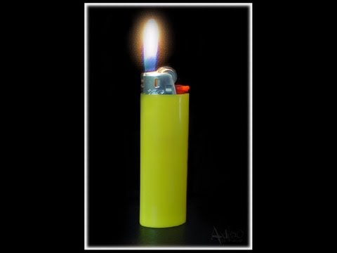 How To Make A Bic Lighter Into A Zippo