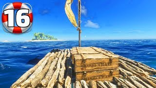 Stranded Deep - Part 16 - BUILDING A CONTAINER SHIP