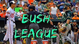 MLB Bush League Moments