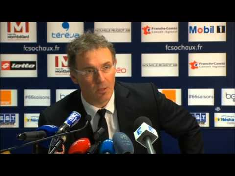 Laurent Blanc gesteht: