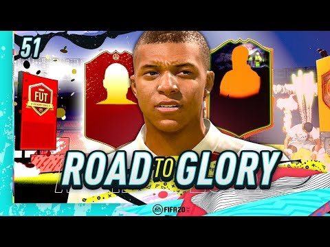 FIFA 20 ROAD TO GLORY #51 - AWESOME SCREAM PULL!!