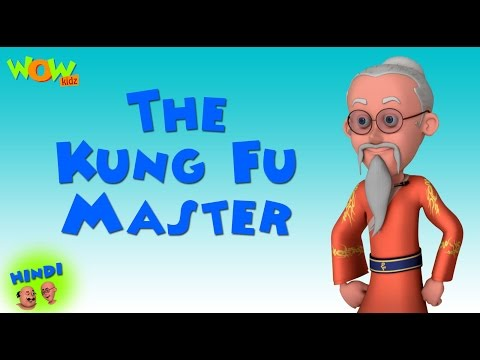 The Kung Fu Master - Motu Patlu in Hindi WITH ENGLISH, SPANISH & FRENCH SUBTITLES thumbnail
