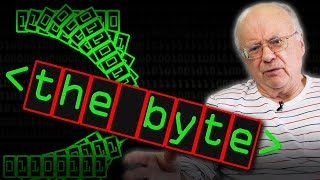 Where did Bytes Come From? - Computerphile