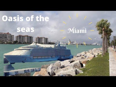 Silvester Karibik Kreuzfahrt Vlog 3 Boarding auf einem der größten Kreuzfahrtschiffe der Welt
