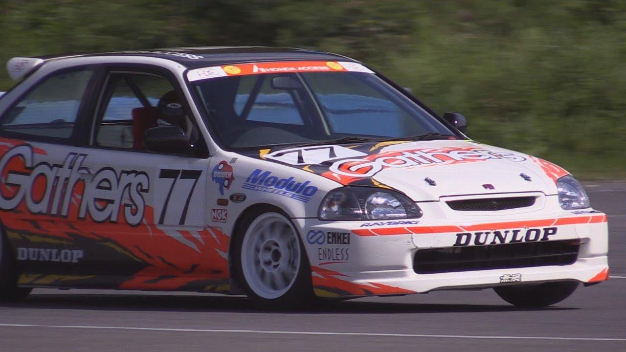 Gathers Civic 1998 Super Taikyu St 4 Class Champion