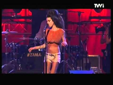 Amy Winehouse - You Know I m No Good {Live Benicàssim 2007}