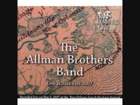 the allman brothers band - the weight ( live at jazz fest 2007 )
