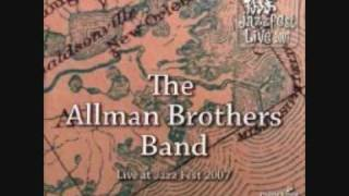 Watch Allman Brothers Band The Weight video