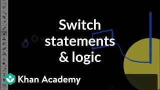 Switch statements & logic | Lego robotics | Electrical engineering | Khan Academy