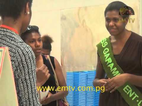 Miss Garamut Enterprises for Miss Pacific Islands Pageant PNG